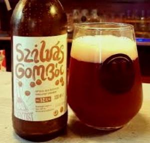 Szilvás gombóc sör